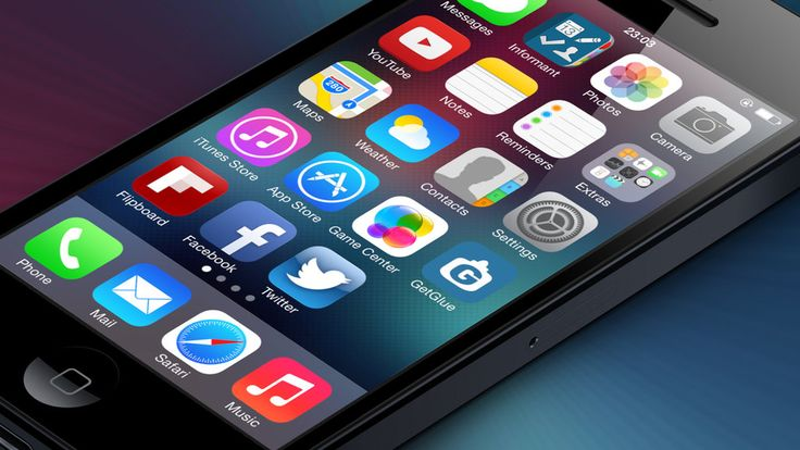 31 Best Images About IOS 7 Wallpapers On Pinterest