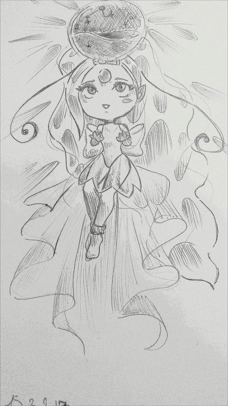 Sketch & Good Night ✩♡✩  OC
