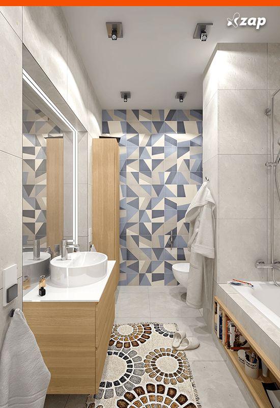 Super 15 melhores imagens de Banheiro pequeno I Decoração no Pinterest  UY56