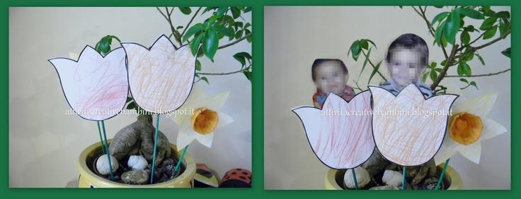 Attività Creative Per Bambini: festa della mamma