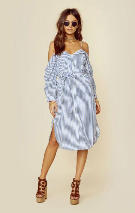 Bardot paloma stripe dress #fashion #dress #maxi #summer #shopping #white #trends #trendway #pretty #glamour #festival #coachella #style #womenstyle #women #teens #cute #boho #sundress #vintage #bohemian #pattern #hippie #cannes #burningman #inspiration