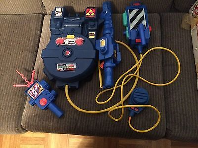 Kenner Ghostbusters Proton Pack with Ghostbuster Trap
