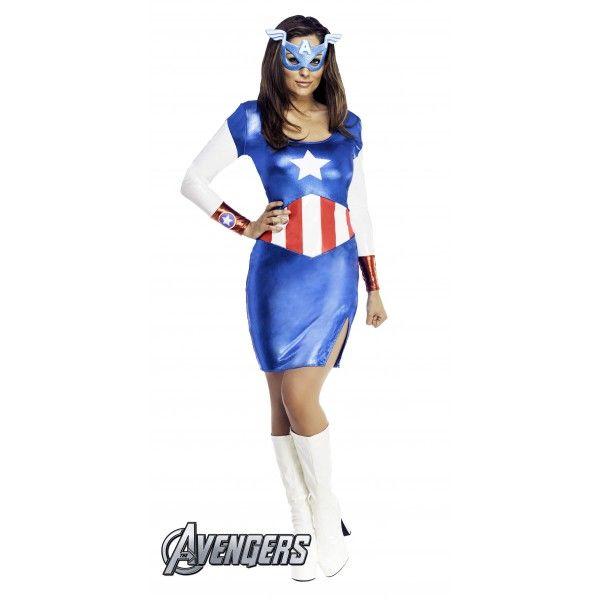 Comprar DISFRAZ CAPITAN AMERICA CHICA TALLA M a 39,99€ > Disfraces adulto mujer superheroina y espaciales > Disfraces para adultos mujer,chicas y complementos > Disfraces baratos y de lujo | DISFRACES BARATOS,PELUCAS PARA DISFRACES,DISFRACES,PARTY,TIENDA DE DISFRACES ONLINE-TIENDAS DE DISFRACES MADRID-MUÑECOS DE GOMA-PELUCAS PARA DISFRAZ,VENTA ONLINE DISFRACES
