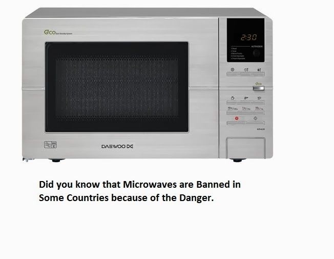 Prophecy Sted Bobs Perspective On Earth Changes And Our New Society Microwave Oven Dangers