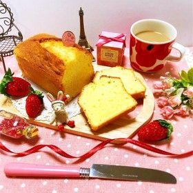 基本のカトルカール♡ラム酒を入れて♪ by sarry★ 【クックパッド】 簡単おいしいみんなのレシピが278万品