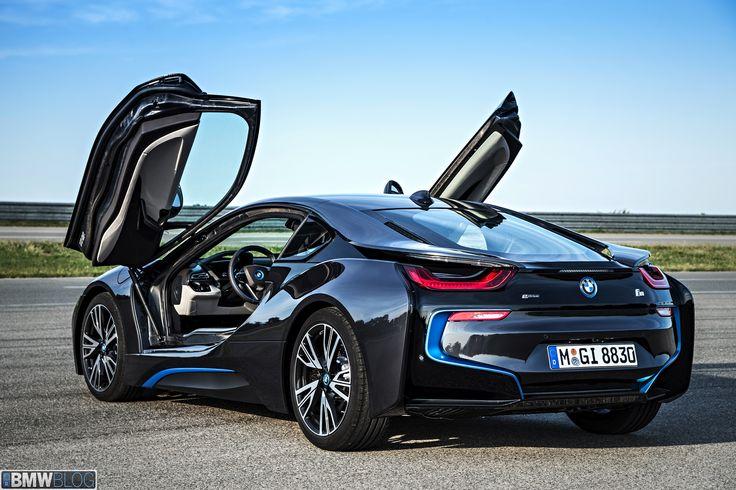 bmw i8 | BMW i8 | Johnny Pham's SuperCar