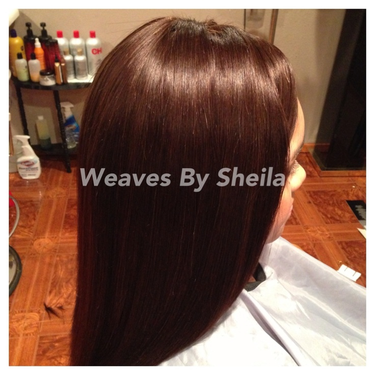 Sew. In. Weave. | iSEWHAIR | Pinterest