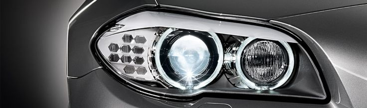 #WednesdayWisdom - #XenonHeadlights.  Xenon headlights offer many advantages over halogen ones: based on noble gas, they provide a much brighter light with less energy consumption and last longer than conventional headlamps.  Xenon headlights are a high-intensity discharge light source for high or low beam, and offer a number of advantages over conventional halogen bulbs. The light is produced by an electric arc that forms between two tungsten electrodes.