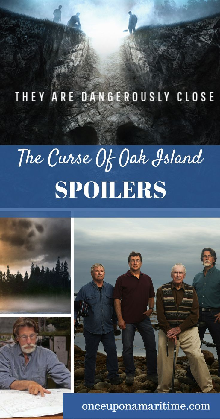 Are you loving the History Channel's The Curse of Oak Island?  Sadly the finale is coming but we have you covered with The Curse Of Oak Island spoilers here.