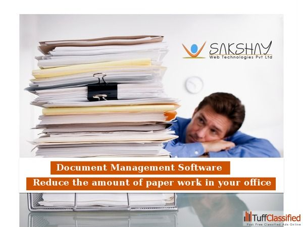 A Document Management Solution has many distinct advantages over paperwork Document Management. Check out this company to plan, implement and manage an Electronic Document Management System for your small or medium sized businesses.