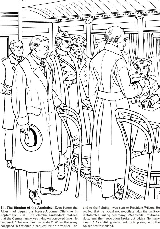 19 best images about Coloring Pages/LineArt World Wars on ...