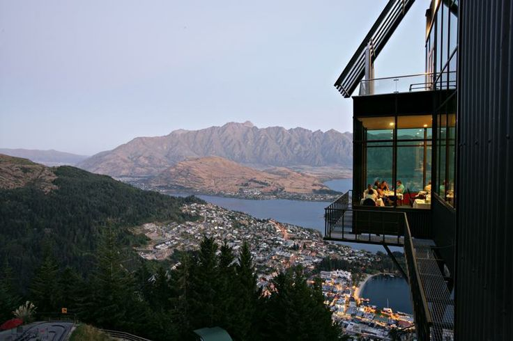 Skyline Restaurant Queenstown