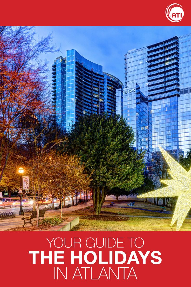 Plan your holiday getaway! New Year's Eve in Atlanta means welcoming new possibilities in whatever fashion you may choose. Whether it's with a top college football match up, a concert, or an all-out party, Atlanta is the place to be this year.