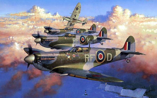 Supermarine Spitfire σαν σήμερα (5 Μαρτίου 1936) η πρώτη του πτήση !!!