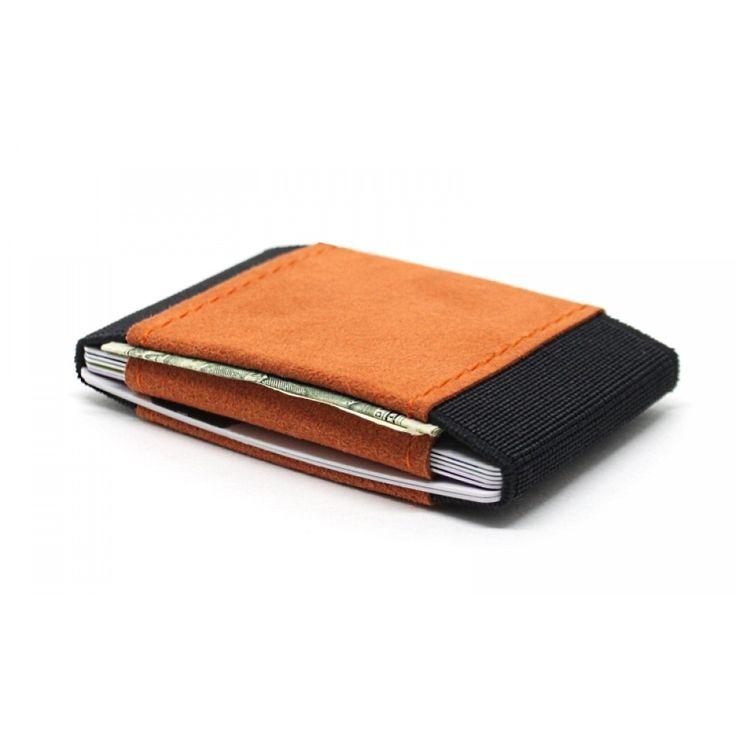 Aura Wallet & Card Holder 'Orange S'