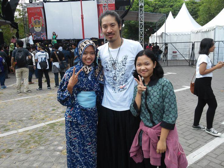 w/ Hiroaki Kato
