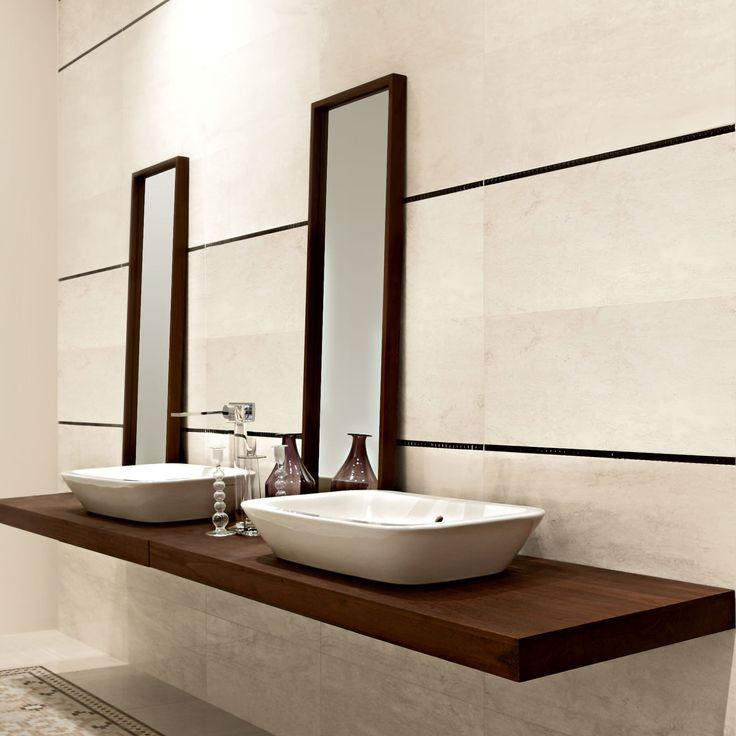 74 best black and white bathroom ideas images on pinterest. Black Bedroom Furniture Sets. Home Design Ideas
