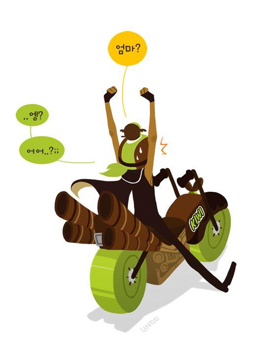 unoobang: Cookie Run - KIWI