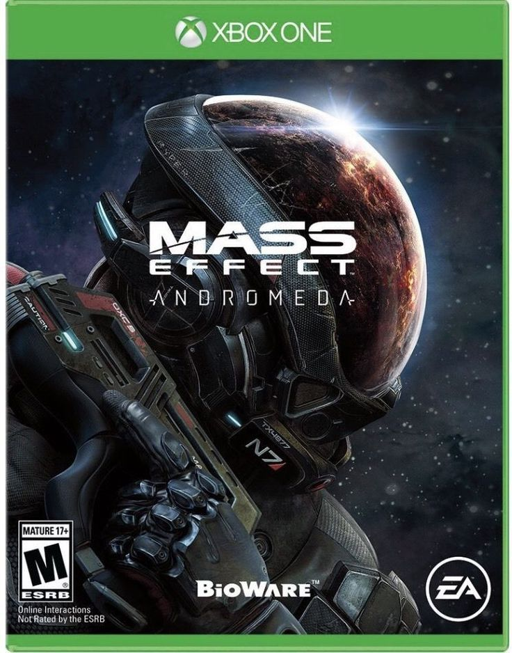 Mass Effect: Andromeda (PS4/Xbox One)