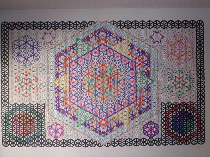 Mural Mandala!