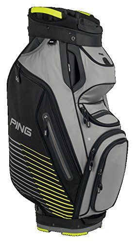 Ping Pioneer Cart Bag Light Grey/Black/Limelite () - http://golf.shopping-craze.com/index.php/2016/05/30/ping-pioneer-cart-bag-light-greyblacklimelite/