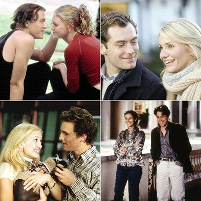 69 of the best rom coms ever. And yes, Hugh Grant is in a LOT of them.
