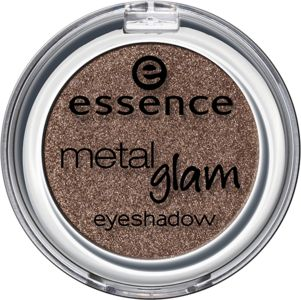 metal glam ombretto occhi effetto brillante 02 coffee to glow - essence cosmetics