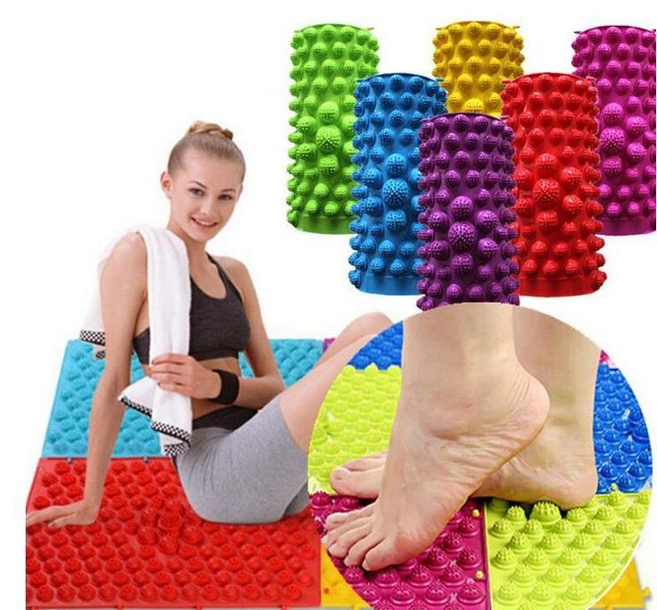 2015 foot massage mat acupressure blanket shiatsu sheet for Full body shiatsu massage mat