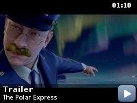 the polar express. FAVORITE christmas movie!