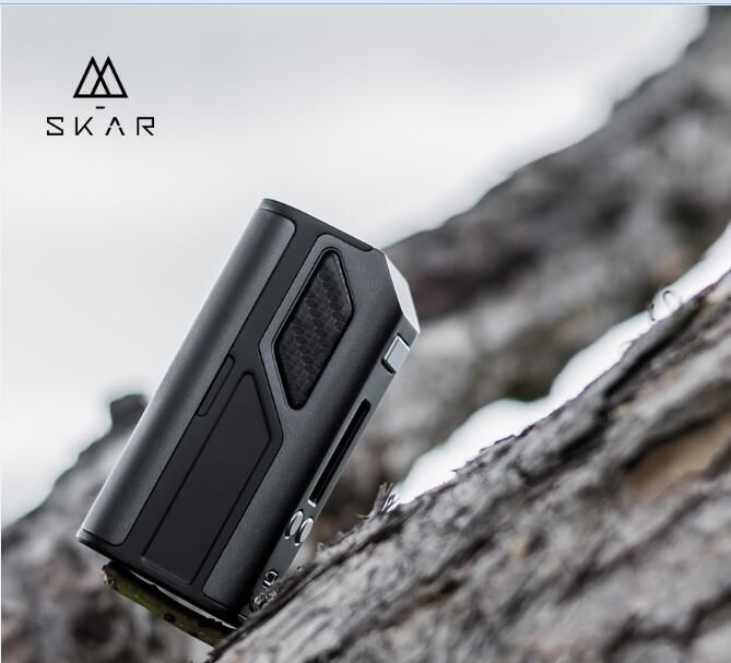 Lostvape Skar DNA 75w black and silver color limited in stock.  Skype:linbonnie16@163.com WhatsApp:+86 15012560090