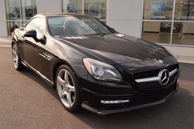 2013 Mercedes-Benz SLK 250 For Sale In Macon | Cars.com