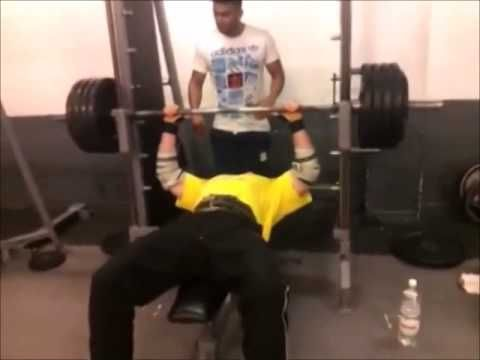 http://www.Sustanon-250.com - Dianabol has always been one of the best muscle builders and strength gainers.Now that the legal steroids have hit the market this powerful anabolic has become readily available. Here we see 56 year old Borkav bench press 430 lbs at the end of his workout. Great Job Borkav !