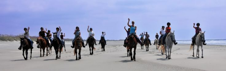 """Best """"Off-the-Beaten Path"""" Things to Do While in North Myrtle Beach  Looks really cute: horseback riding, kayaking, etc :)"""