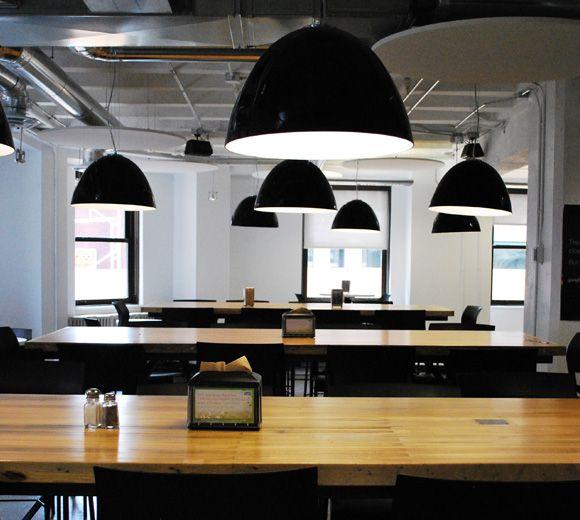 LEMAYMICHAUD   GOOGLE   Montreal   Architecture   Interior Design   Corporate   Office   Work Space  