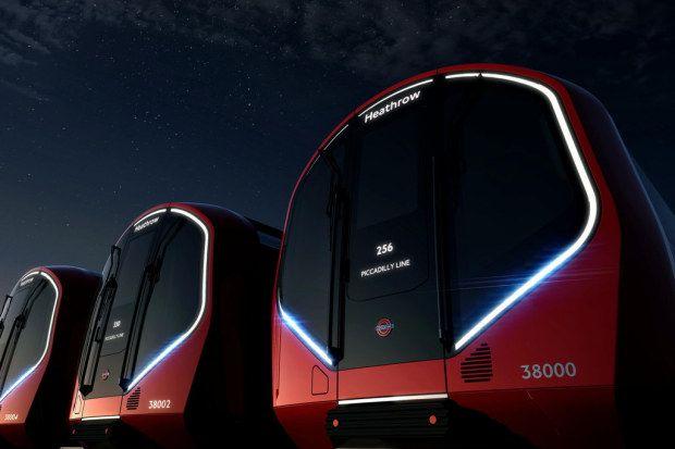 La metropolitana di Londra cambia i treni scegliendo un design futuristico