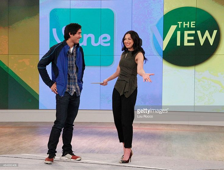 THE VIEW - Stacy London and Samantha Ponder guest co-host Thursday, February 26, 2015. Guests include ABC News' Diane Sawyer; Teri Polo, Sherri Saum, Maia Mitchell (ABC Family's 'The Fosters'); Vine week on 'The View' featuring self-proclaimed digital magician Zach King from Portland, Oregon. 'The View' airs Monday-Friday (11:00 am-12:00 pm, ET) on the ABC Television Network.