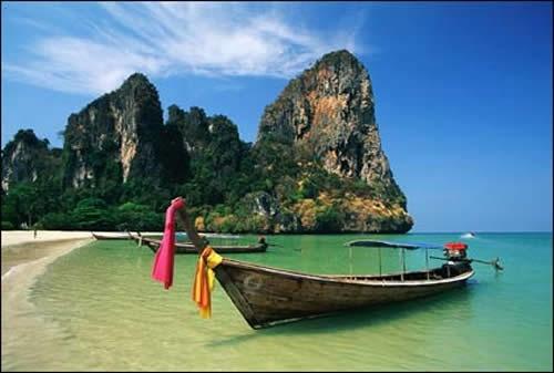 Krabi Tourism location: 2011 Busiest Year Ever