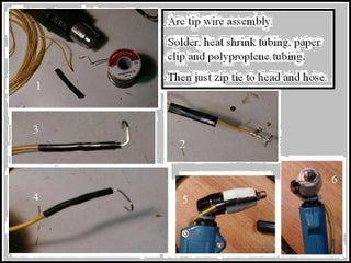 how to make a plasma cutter from an arc welder