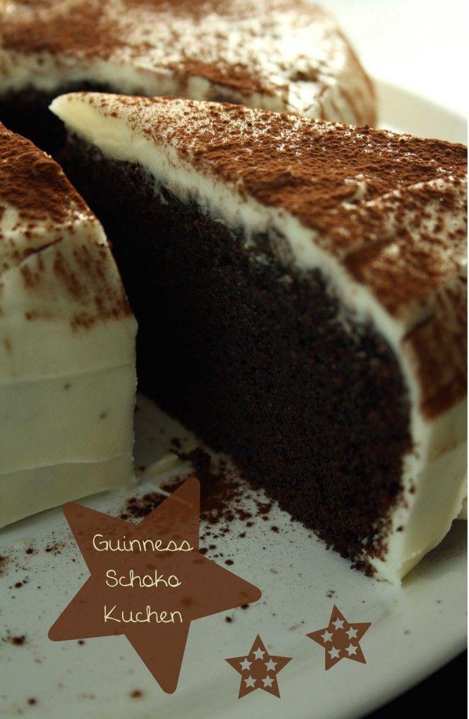Guinness Schoko Kuchen