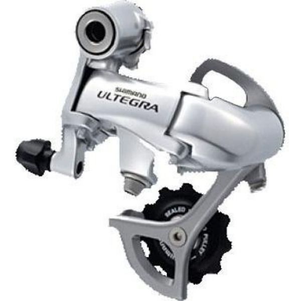 Shimano Ultegra 6600 Rear Mech - Silver | Merlin Cycles