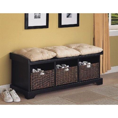 Cushion ideas for Hallway bench
