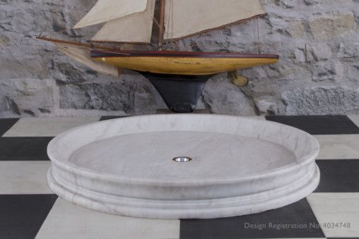 Odyssey Shower Tray - Marble