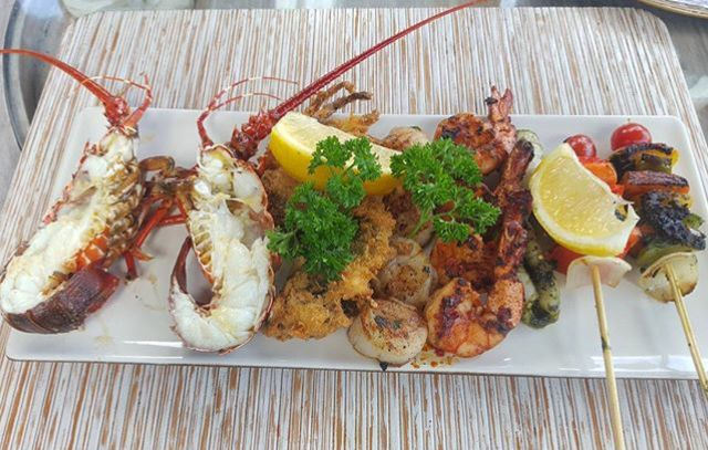Mr. @mie_burdi has experienced our seafood indulgence, how about you? goo.gl/PEhmTh