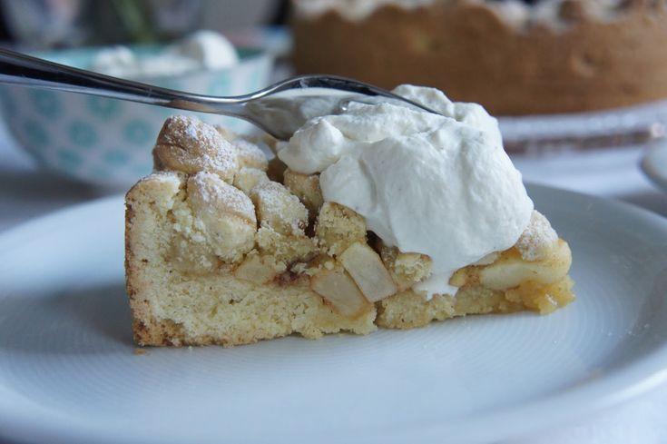 glutenfreier Apfel-Streusel-Kuchen