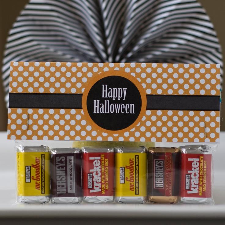 Halloween Candy Bags Halloween Candy Bag