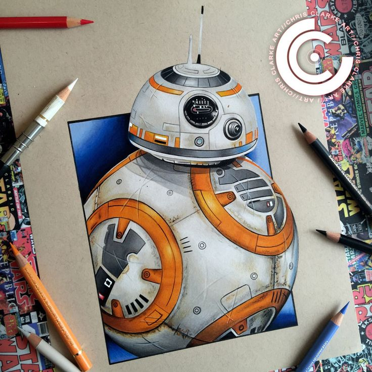 Art Awakens – Arte de los admiradores de Star Wars: The Force Awakens
