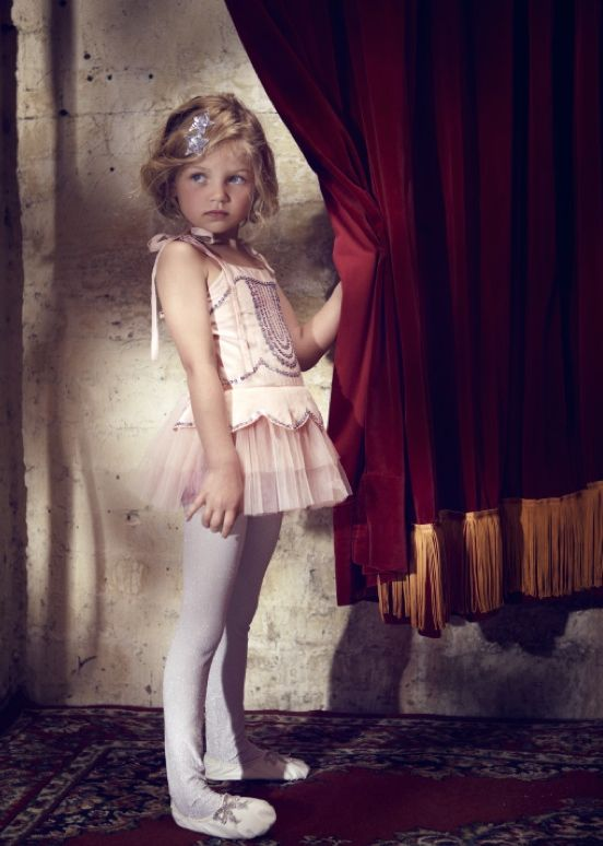Tutu du Monde spring 2014 sweet girls easy to wear dance dress
