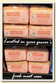 Holifield Farms Pork Sausage Covington GA