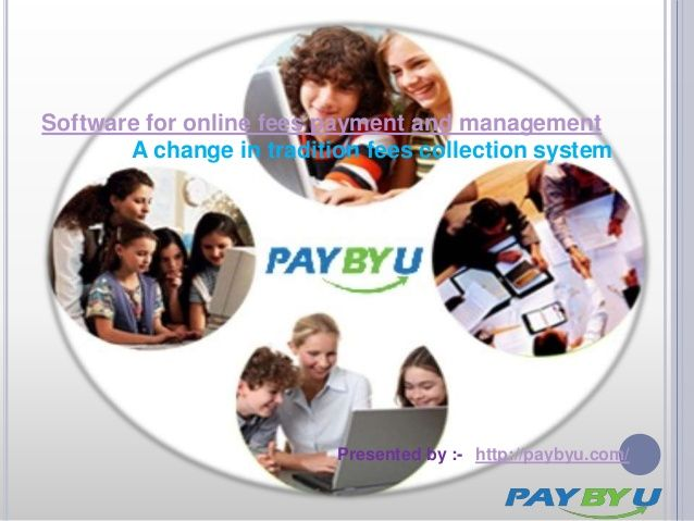 Paybyu is a #feesmanagementsoftwareprovidercompany in #Jaipur that helps to #FeesCollection and it is an unique products #software for #Educational Institutes in Jaipur and help to students, they can pay fees online anytime  http://goo.gl/2hQBG5