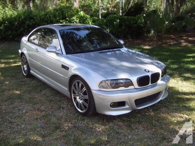 2002 BMW M3 Coupe E46